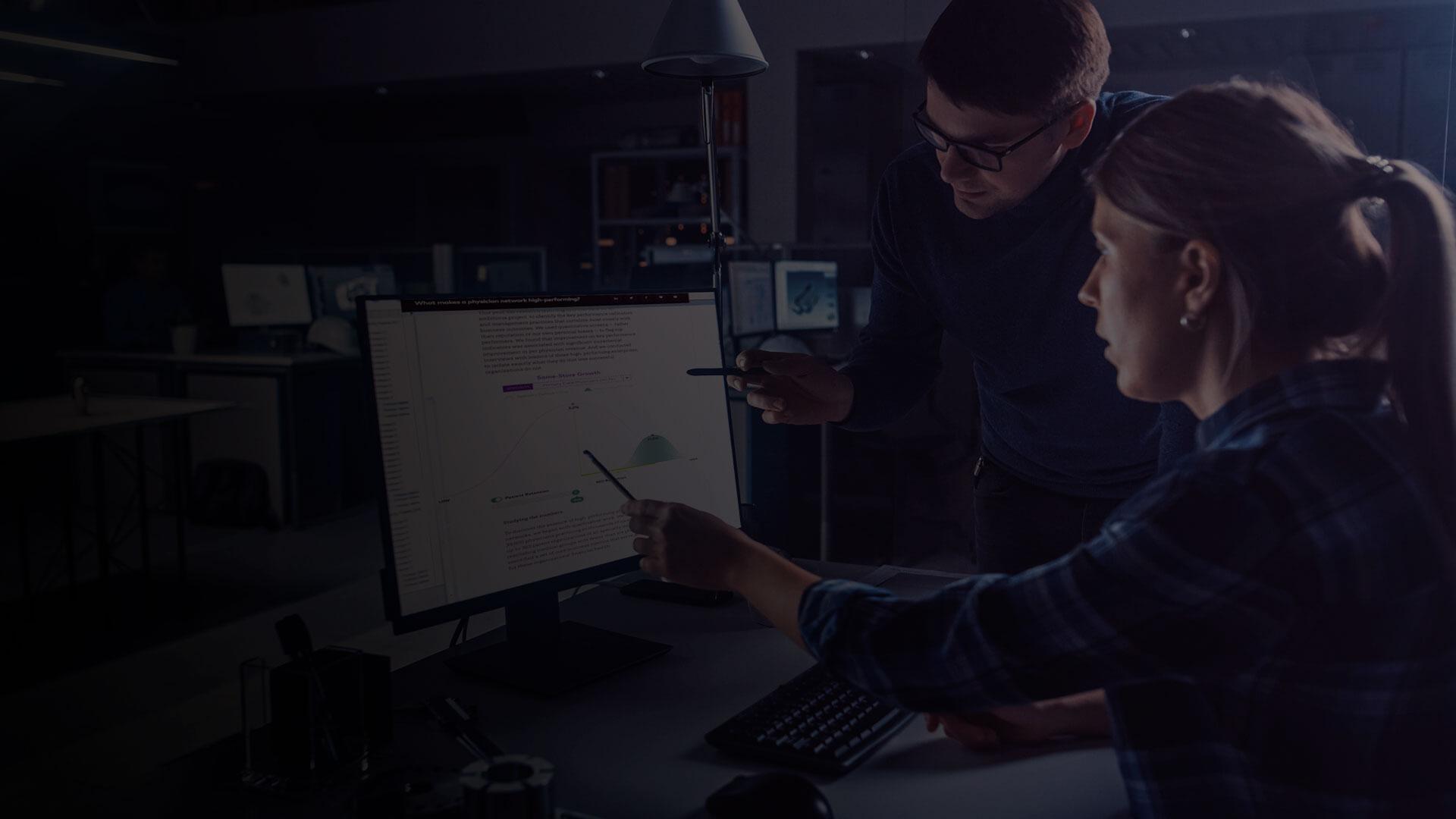 Корпоративная визуализация данных на базе Tableau BI